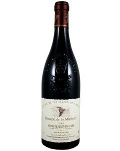 2000 Mordoree CDP Reine De Bois Chateauneuf du Pape 750 ml
