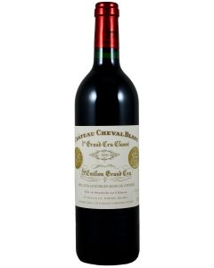 2000 cheval blanc Bordeaux Red