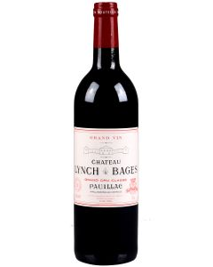 2000 lynch bages Bordeaux Red