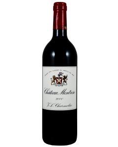 2000 montrose Bordeaux Red