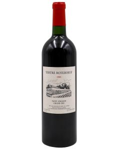 2000 tertre roteboeuf Bordeaux Red