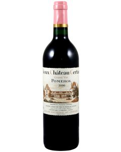 2000 vieux chateau certan Bordeaux Red