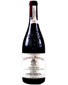 2001 Beaucastel Chateauneuf Du Pape Chateauneuf du Pape 750 ml