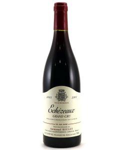 2001 emmanuel rouget echezeaux Burgundy Red