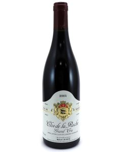 2001 h. lignier clos de la roche Burgundy Red