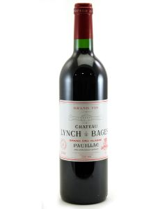 2001 Lynch Bages