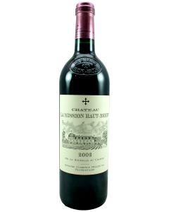 2002 la mission haut brion Bordeaux Red