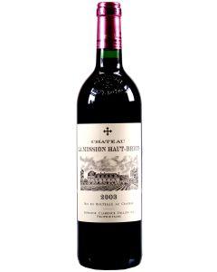 2003 la mission haut brion Bordeaux Red