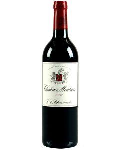 2003 montrose Bordeaux Red