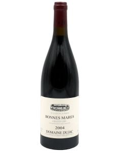 2004 dujac bonnes mares Burgundy Red