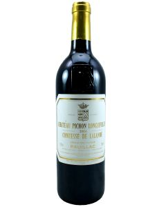 2004 pichon lalande Bordeaux Red