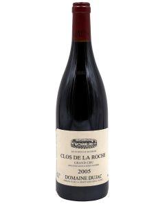 2005 dujac clos de la roche Burgundy Red