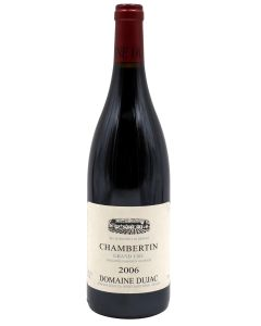 2006 dujac chambertin Burgundy Red
