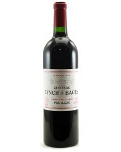 2008 lynch bages Bordeaux Red