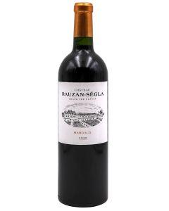 2008 rausan segla Bordeaux Red