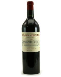 2009 domaine de chevalier Bordeaux Red