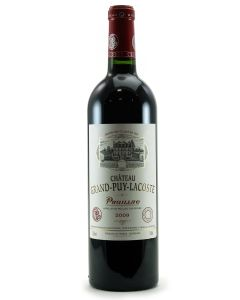 2009 grand puy lacoste Bordeaux Red