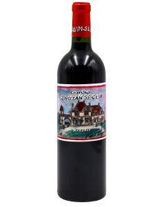 2009 rausan segla Bordeaux Red