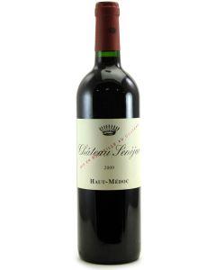 2009 senejac Bordeaux Red