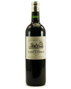 2010 cantemerle Bordeaux Red