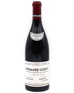 2010 DRC Romanee Conti