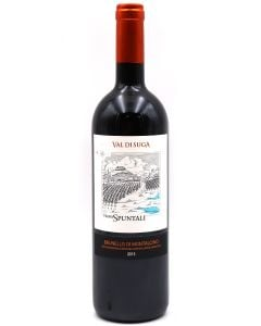 2013 val di suga brunello di montalcino vigna spuntali Brunello