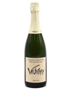 2015 francois pinon vouvray brut non dose Loire (Other)