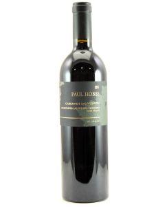 2015 Paul Hobbs Cab Sauv Beckstoffer Las Piedras Vineyard