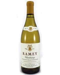 2015 ramey chardonnay woolsey road vineyard California White