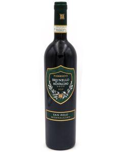 2015 san polo brunello di montalcino podernovi Brunello