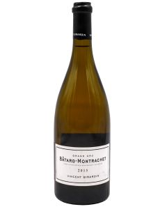 2015 vincent girardin batard montrachet Burgundy White