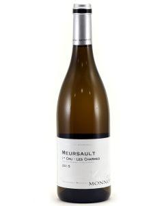 2015 xavier monnot meursault les charmes Burgundy White