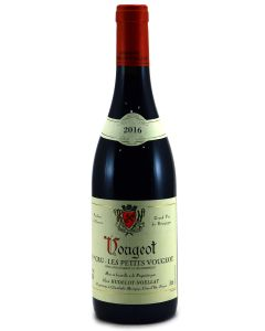 2016 alain hudelot noellat vougeot petits vougeot Burgundy Red