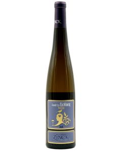 2016 domaine zinck eichberg grand cru riesling Alsace White
