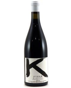 2016 k vintners syrah milbrandt Washington Red