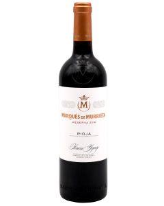 2016 marques de murrieta reserva Spain Red