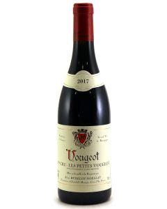 2017 alain hudelot noellat vougeot petits vougeot Burgundy Red