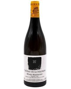 2017 chateau de la maltroye batard montrachet Burgundy White