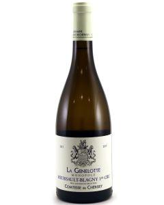 2017 domaine comtesse de cherisey meursault-blagny 1er cru la genelotte Burgundy White