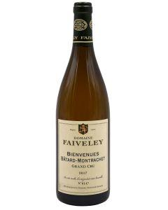 2017 faiveley bienvenue batard montrachet Burgundy White