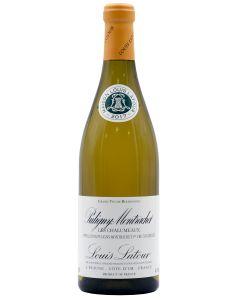 2017 louis latour puligny montrachet 1er cru chalumeaux Burgundy White