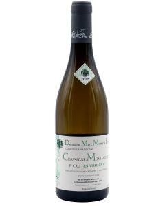 2017 marc morey chassagne montrachet en virondots Burgundy White