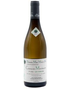 2017 marc morey chassagne montrachet les vergers Burgundy White