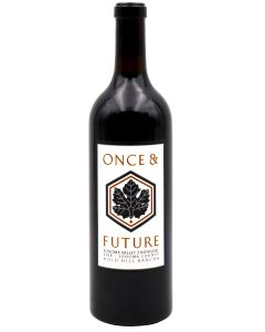 2018 Once & Future Sonoma Valley Zinfandel Old Hill Ranch