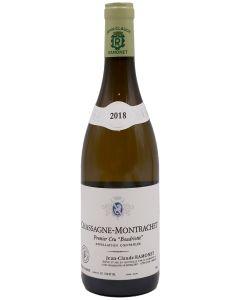 2018 ramonet chassagne montrachet boudriottes Burgundy White