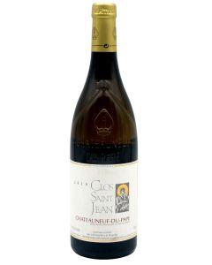 2019 Clos Saint Jean Chateauneuf du Pape Blanc Chateauneuf du Pape 750 ml