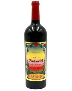 2019 martinelli giuseppe and luisa vineyard zinfandel California Red