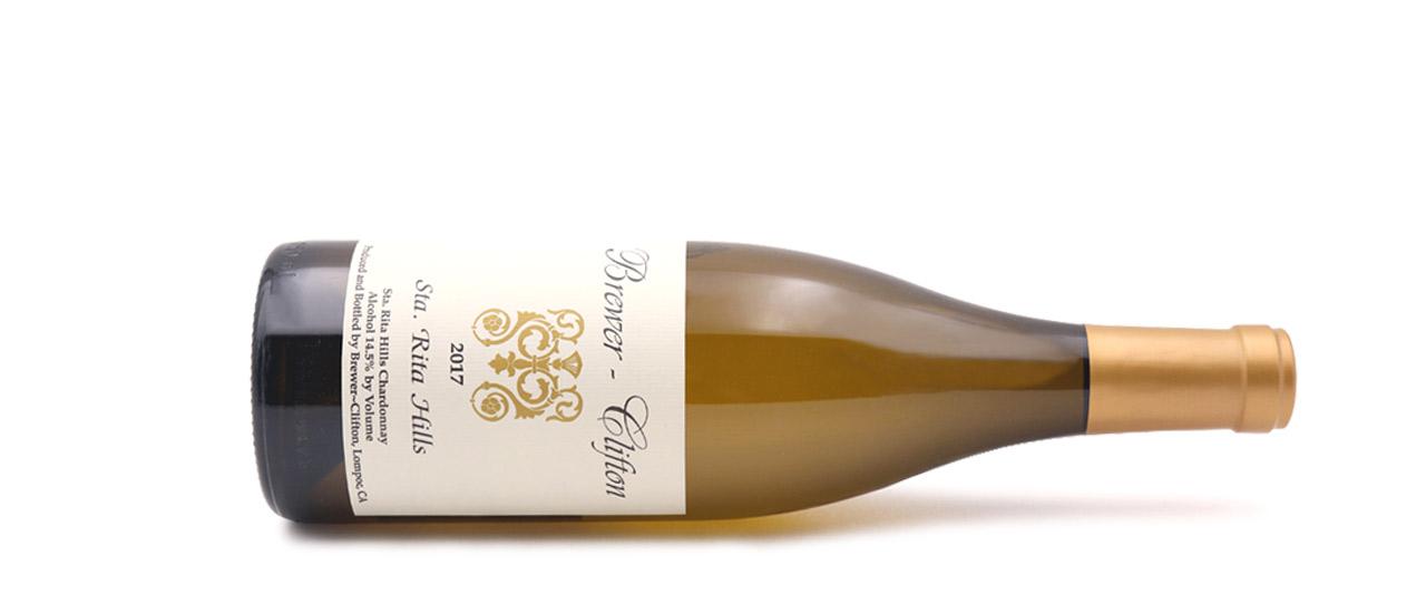 2017 Brewer-Clifton Chardonnay Santa Rita Hills