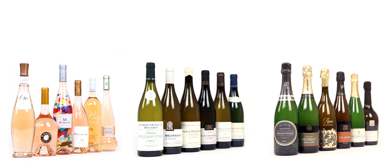 Summer Fine Wine Sampler Packs