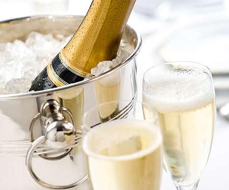 Dave Sokolin's Five Champagne Favorites